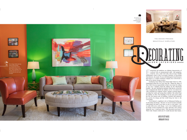 Hilton Head Magazines: CH2/CB2: Decorating Den Interiors ...