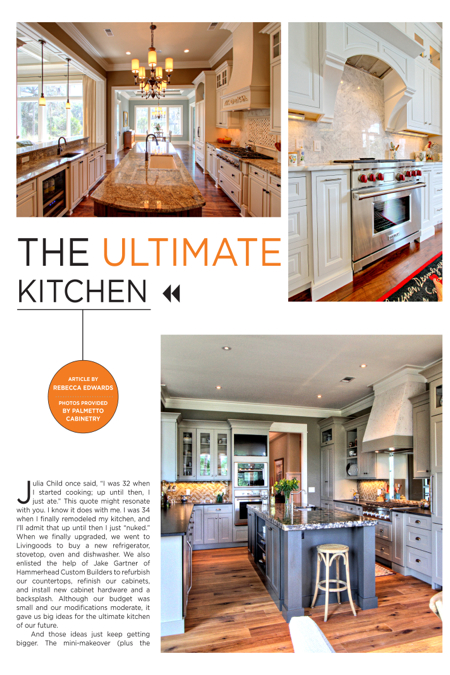 Hilton head magazines ch2 cb2 home section the ultimate Ultimate kitchens