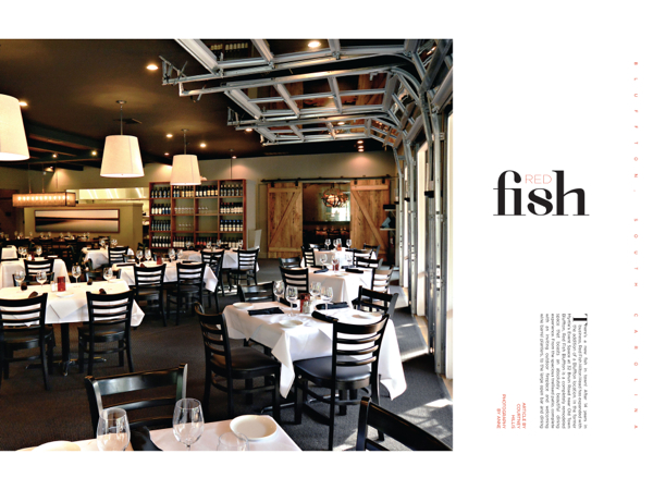 There S A New Fish In Town After 14 Years Business Red Hilton Head Has Expanded With The Addition Of Bluffton Location