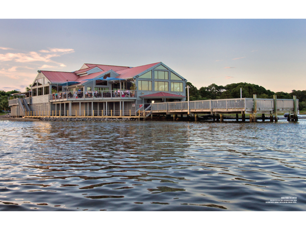 The World Is Your Oyster At One Of Hilton Head Island S Finest Waterfront Restaurants Old Factory