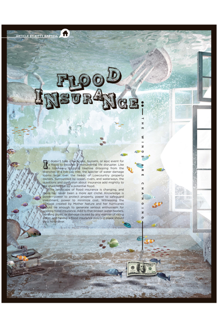 Fema Flood Insurance Quote Endearing Hilton Head Magazines Ch2Cb2 Flood Insurance The Winds Are