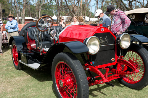 Hilton Head Magazines CHCB Stutz Bearcat Wins Best Of - Hilton head car show